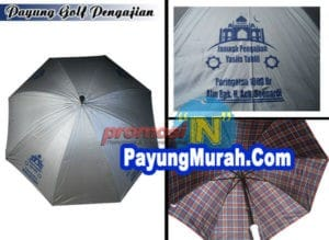 Supplier Payung Golf Murah Grosir Asahan