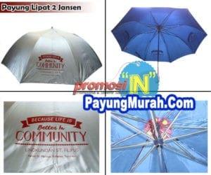 Grosir Payung Lipat Promosi Murah Kalimantan Tengah