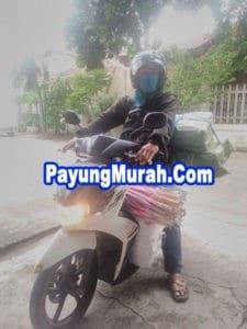 Supplier Payung Promosi Murah Grosir Pinrang