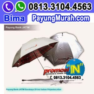 Supplier Souvenir Payung Golf Murah Grosir