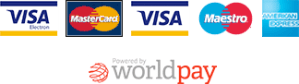 Payment Processing - Worldpay - Opens in new browser window