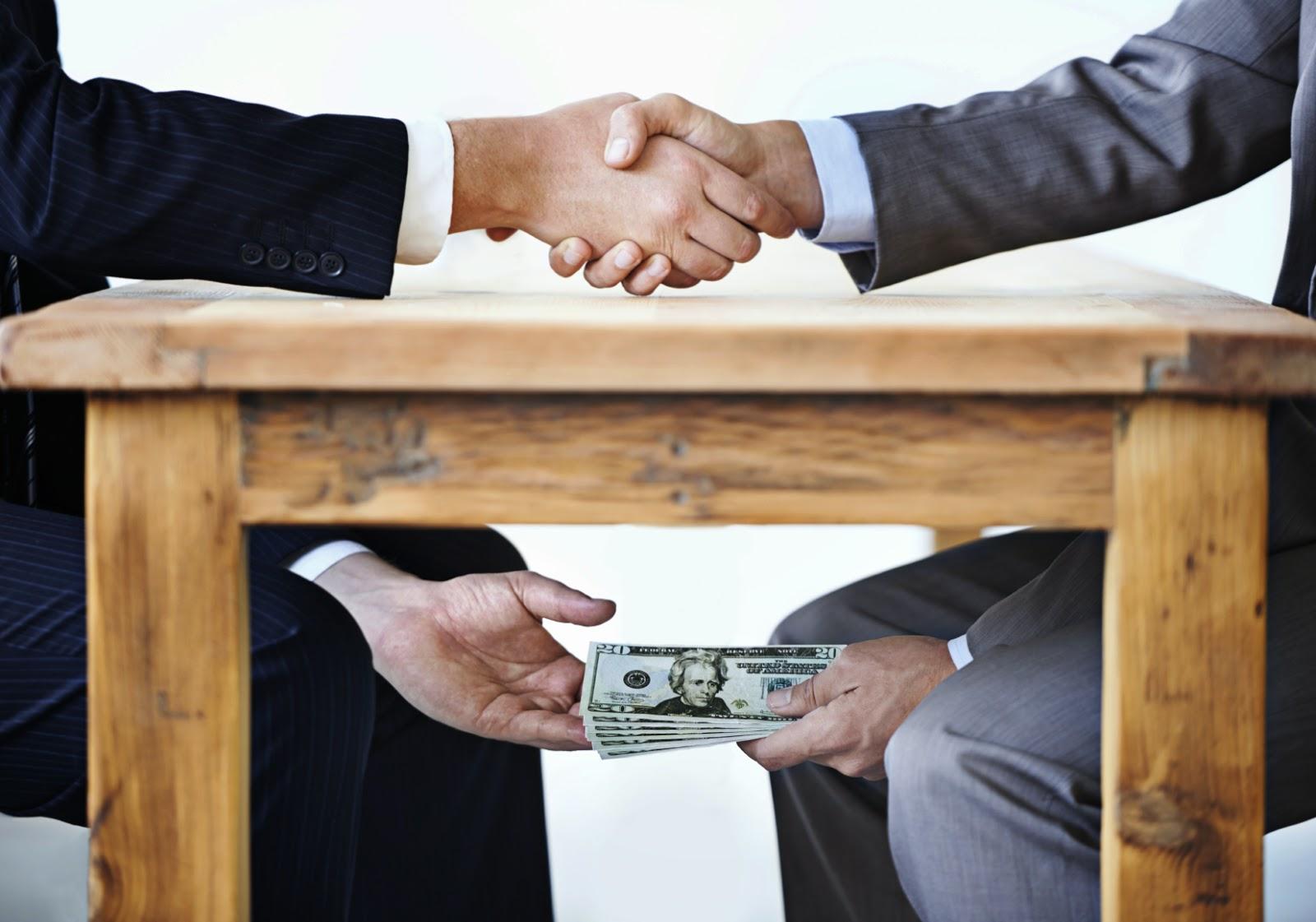 Sin el temor a Dios, la corrupción seguirá.