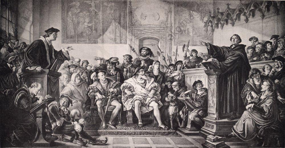 La verdadera diferencia entre Roma y la Reforma.