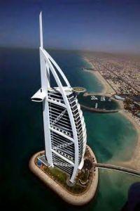 Il simbolo di Dubai: Burj Al Arab (1/5)