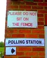 poll-fence