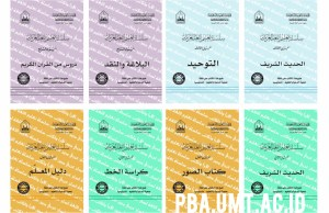 Download Kitab Silsilah Ta'lim Al Lughah Al Arabiyah LIPIA