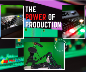 Picture of our Multimedia Production Equipment