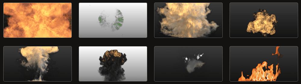 Free Action Elements: Fire Elements