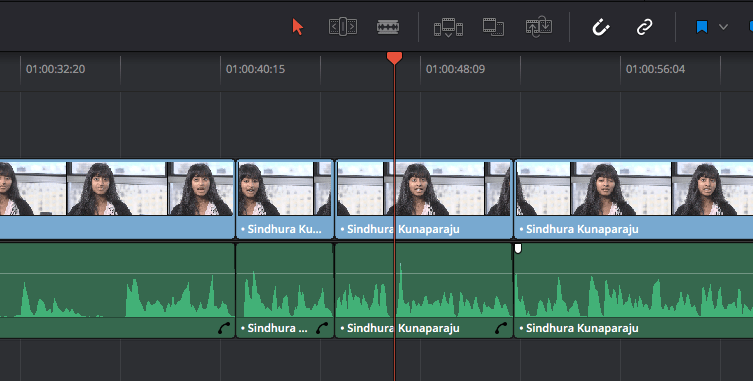 DaVinci Resolve's Smooth Cut Transition: Chopped Up Video