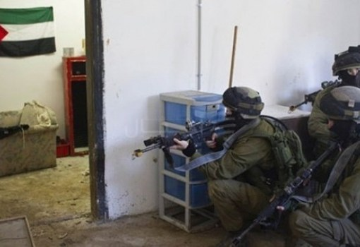 الاحتلال يداهم منزل أسير محرر في جنين