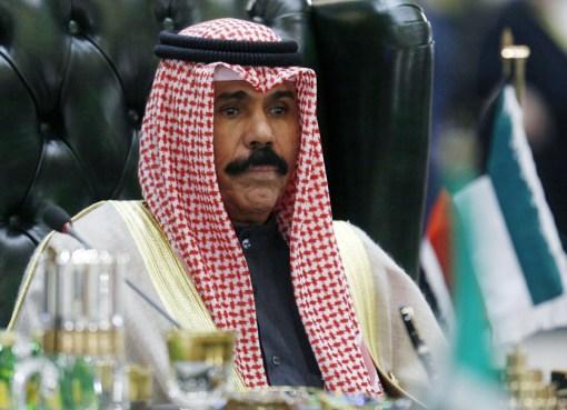 الرئيس يهنئ أمير الكويت بعيد الاستقلال ويوم التحرر