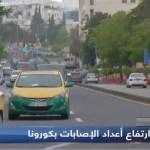 عمان تواصل ارتفاع أعداد الإصابات بكورونا