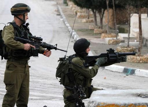 إصابتان برصاص الاحتلال إحداهما خطيرة في الخضر جنوب بيت لحم