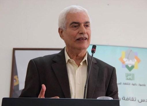 الذكرى الرابعة لرحيل شاعر فلسطين أحمد دحبور