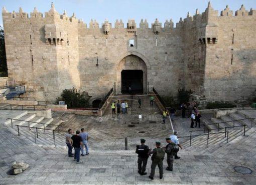 العاصمة: الاحتلال يواصل منع التجمهر في مدرج باب العامود