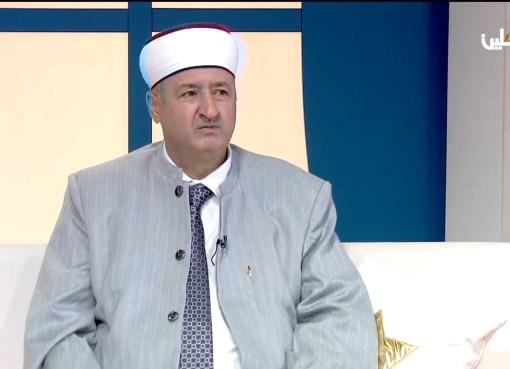 د.ماجد صقر مدير دائرة إعداد الدعاة في وزارة الاوقاف والشؤون الدينية