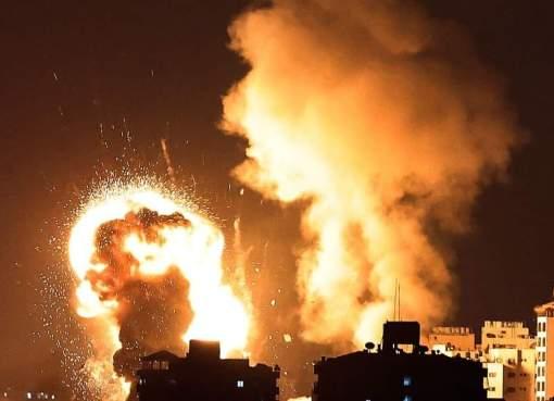 الصحة: 103 شهداء بينهم 27 طفلا و11 سيدة و580 مصابا حصيلة العدوان الإسرائيلي المتواصل على قطاع غزة