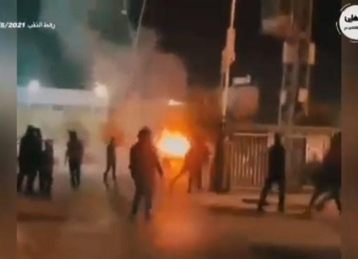 شاهد بالفيديو .. رهط تشعل الأرض من أجل القدس