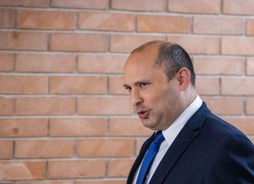 """الكنيست يصوت لصالح """"نفتالي بينت"""" رئيساً لوزراء الاحتلال"""