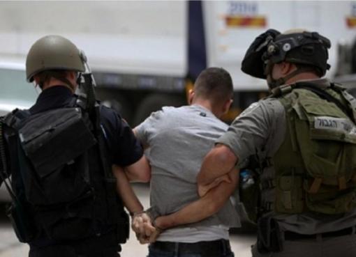 الاحتلال يعتقل مواطنا من تل غرب نابلس