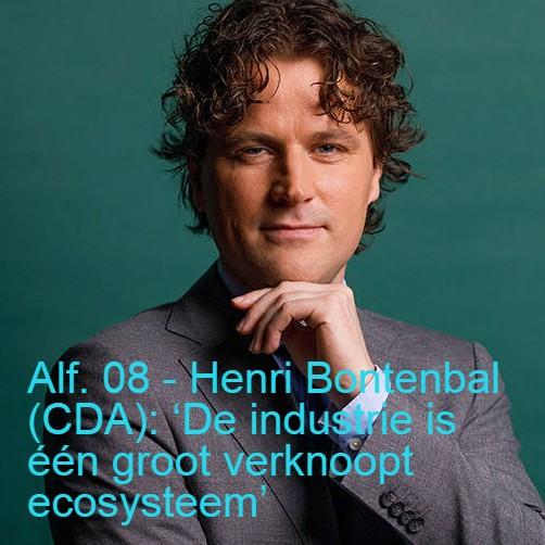 Alf. 08 – Henri Bontenbal (CDA): 'De industrie is één groot verknoopt ecosysteem'