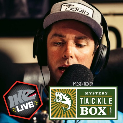Ike Live Fishing Talk Show with Mike Iaconelli