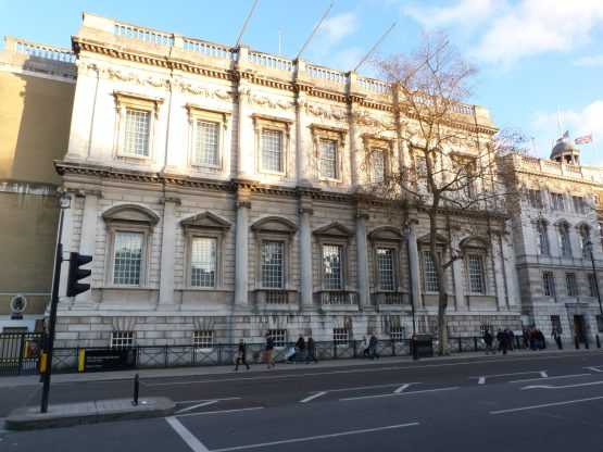 B house - Banqueting House, Whitehall, Westminster, London