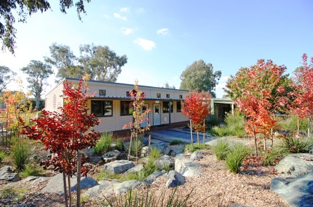 Naturescapes as Natural Outdoor Learning Classrooms
