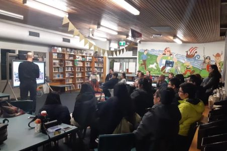 Majura Primary P&C Presentation and Workshop