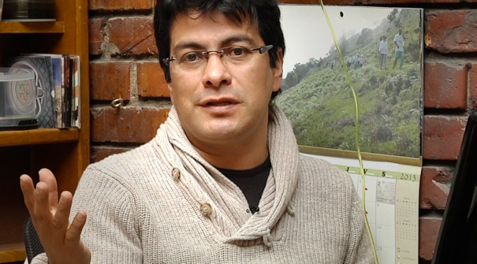 Human rights defenders speak out: Interview with Danilo Rueda