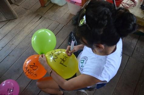 anniversary PBI in Urabá