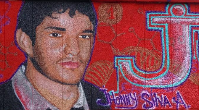 Murder of Jhonny Silva