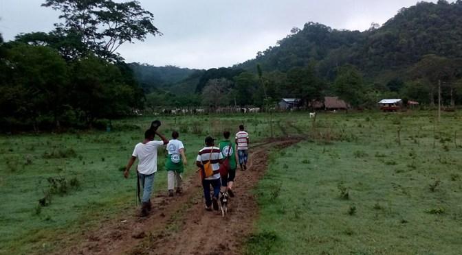 Travelling through Uraba during Plan Pistol