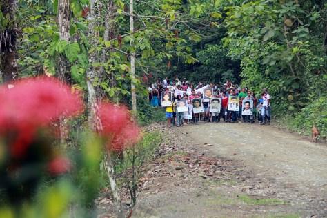 Comunidad de paz, 19 años de su creación, 2016