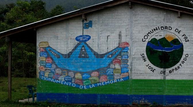 The Community transmits peace