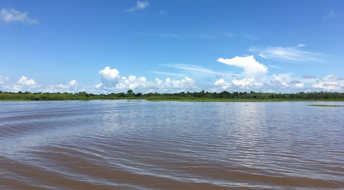 The importance to protect the Magdalena River and the wetlands of Barrancabermeja