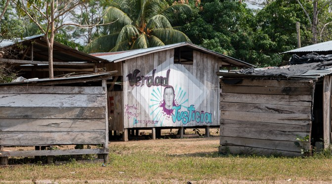 Truth and Memory in the Bajo Atrato region