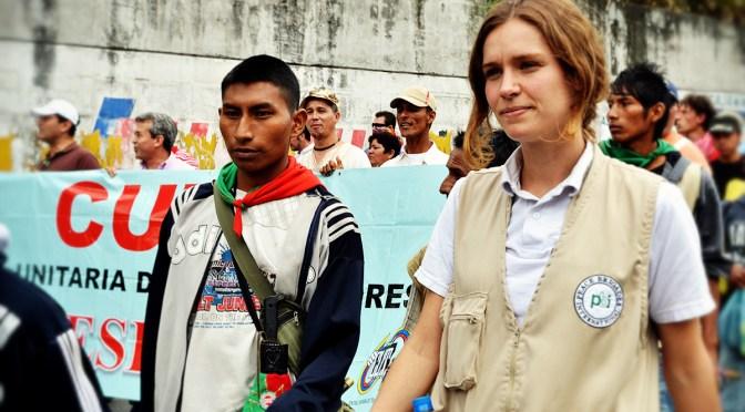 PBI Colombia busca voluntarias/os para integrar su nuevo Comité de Proyecto