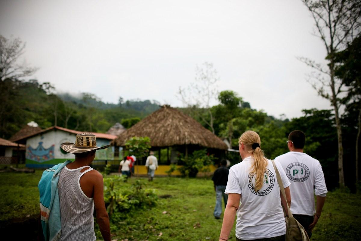 PBI busca persona que coordina proyecto regional de protección y apoyo a personas defensoras de derechos humanos en América Latina
