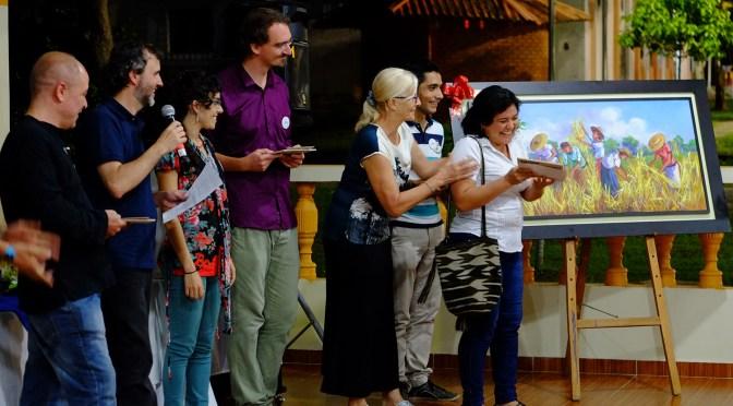 Fiesta del 20 Aniversario de PBI en Barrancabermeja