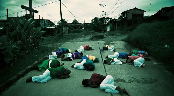 Espacio Humanitario Puente Nayero: 2015