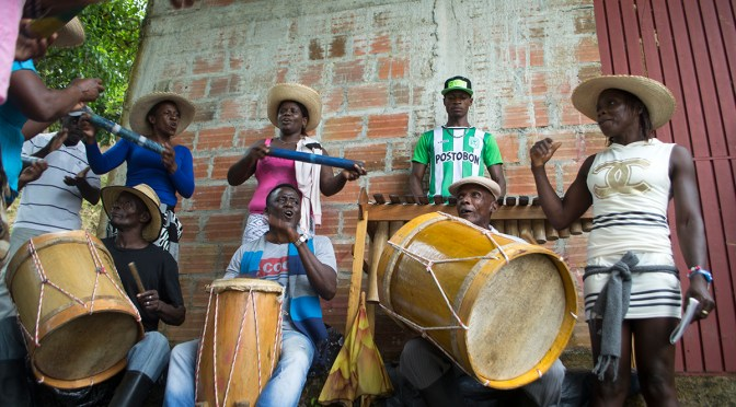 La música para preservar el Naya