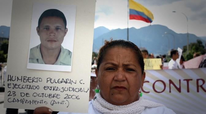 Casos de ejecuciones extrajudiciales asumidos por Ccajar