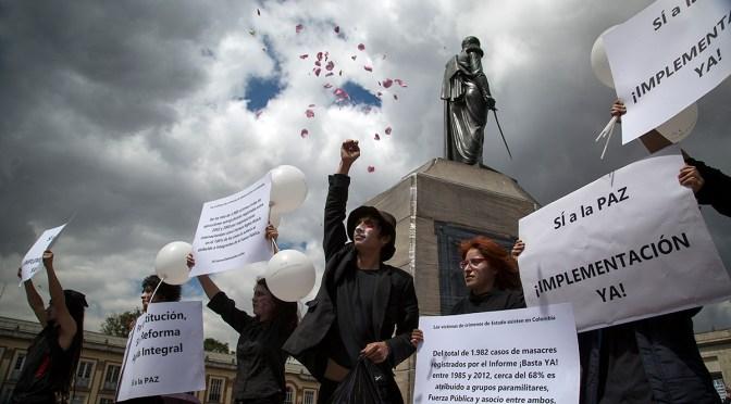 ¿Qué pasó con el Acuerdo de Paz entre el Gobierno y las Farc durante 2016?