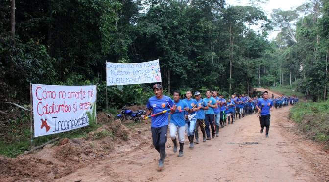 En el Catatumbo se organizan para darle sentido a la paz