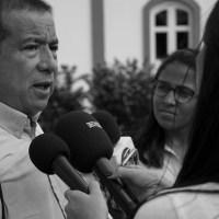 """""""El compromiso político nos mantiene vivos"""", Reynaldo Villalba"""