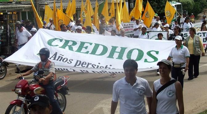 Recuerdos con Credhos, nuestros queridos vecinos