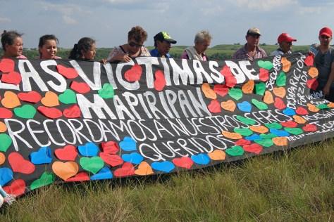 cartel victimas Mapiripan