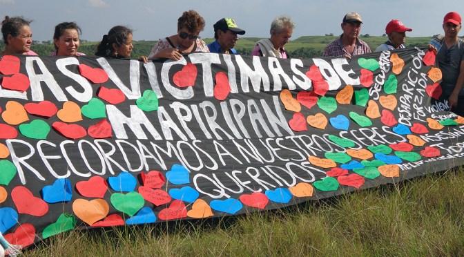 Veinte años de la masacre de Mapiripán, veinte años de memoria