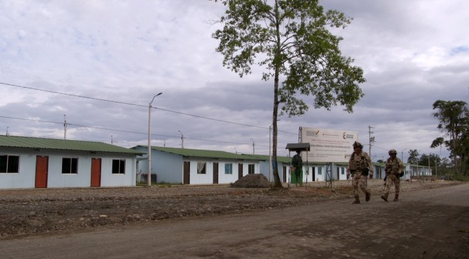 Las organizaciones siguen apostando a la paz, concluye Misión internacional